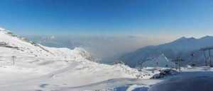 Skigebied Kitzsteinhorn