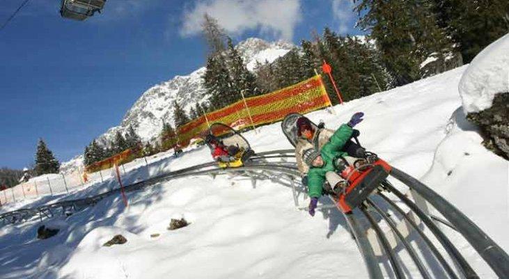 Alpine Coaster Imst Is De Langste Rodelbaan Van De Wereld